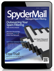 CudaMail Primer on Outsourcing Your Spam Filtering